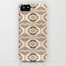 The Native Pattern iPhone Case