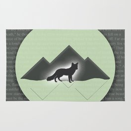 The Story of the Fox Rug
