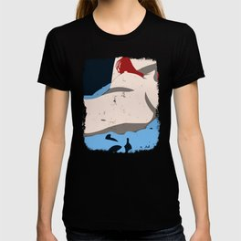 Reclined T-shirt