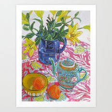 Tuesday Afternoon Art Print
