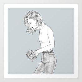 Noora Amalie Sætre Art Print