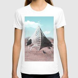 Transition - Julien Tabet - Photoshop Artwork T-shirt