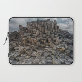 The world of hexagonal stones Laptop Sleeve