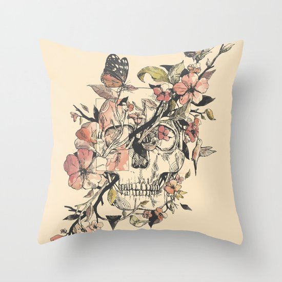La Dolce Vita Throw Pillow