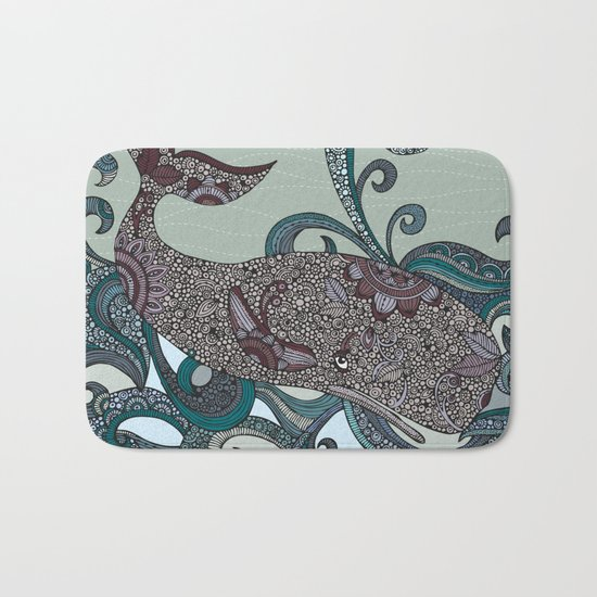 Deep Blue Me Bath Mat