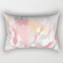 secret wisdom Rectangular Pillow