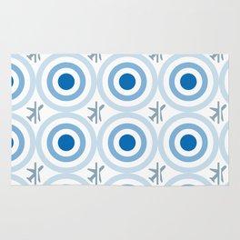 Wi-Fly - UI inspired pattern series Rug