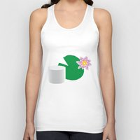 himym Tank Tops featuring HIMYM Couples - Lily & Marshall by Raye Allison Creations