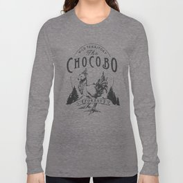 Chocobo Forest - Vintage Long Sleeve T-shirt