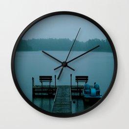 Hunky Dory Dock Wall Clock