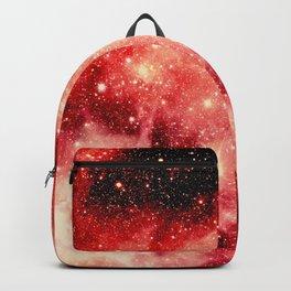 Red Carina Nebula Backpack