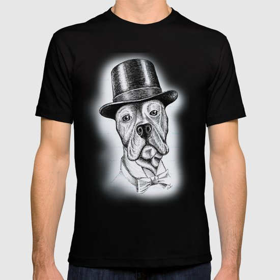 I'm too SASSY for my hat! Vintage Pup. T-shirt