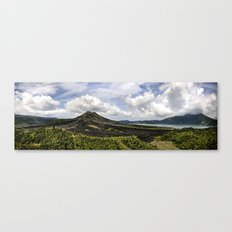 Kitimani Volcano Bali Canvas Print