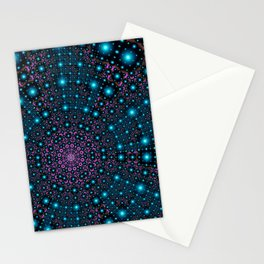 Magic of light Stationery Cards