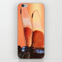 stained glass iPhone & iPod Skins featuring Stained Glass by Mark Alder