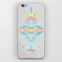 navajo iPhone & iPod Skins featuring Navajo by Marta Olga Klara
