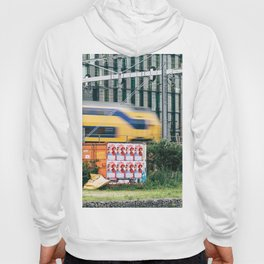 Commuter Train Hoody