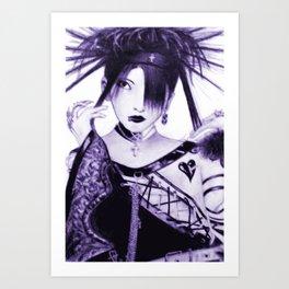 YA Art Print