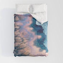 Patel Aura Geode Comforters