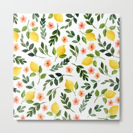 Lemon Grove Metal Print