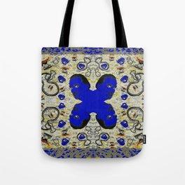 Dali Blue Mood Tote Bag