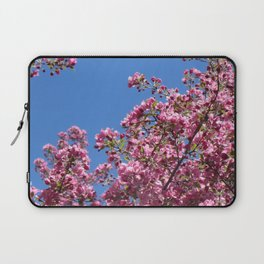 Spring blossoms pink Laptop Sleeve