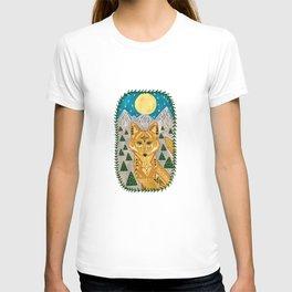 Spirit Coyote T-shirt