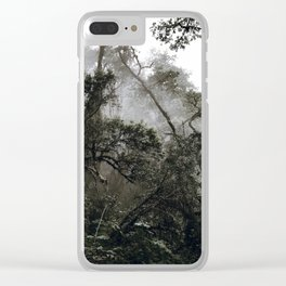 into the wild ii Clear iPhone Case