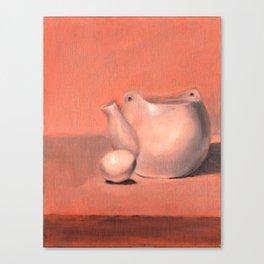 Still Life 001 Canvas Print