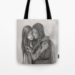 Elven Love Tote Bag