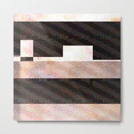 Rust 0x01 Metal Print