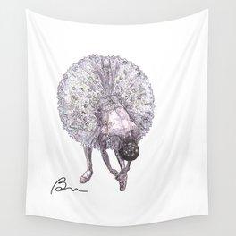 Dryad's tutu, Royal Ballet Wall Tapestry