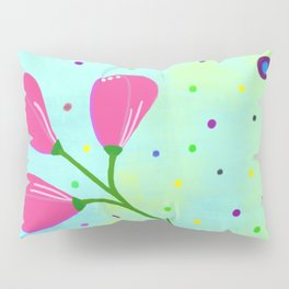 Springtime, original Pillow Sham