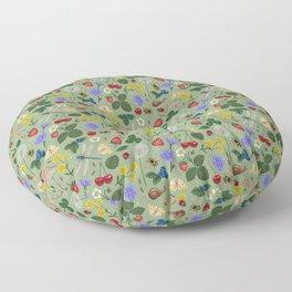 Summer Days Floor Pillow