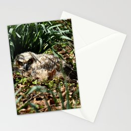 Brave in a new world Stationery Cards