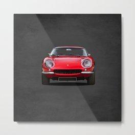 The 1966 275 GTB Metal Print