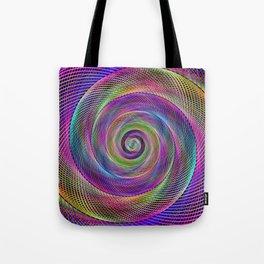 Spiral magic Tote Bag