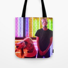 Differing Perspectives Tote Bag