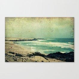 SURF #2 Canvas Print