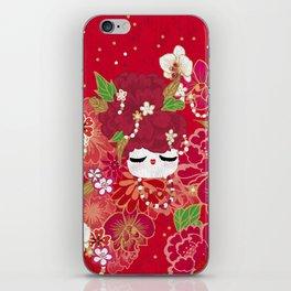 Kokeshina - Automne / Fall iPhone Skin