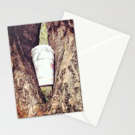 Nonhuman Coffee Break Stationery Cards