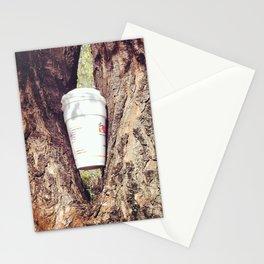 Nonhuman Coffee Break Stationery Cards