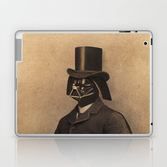 Lord Vadersworth Laptop & iPad Skin