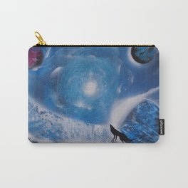 A (Frozen) Night To Remember Carry-All Pouch