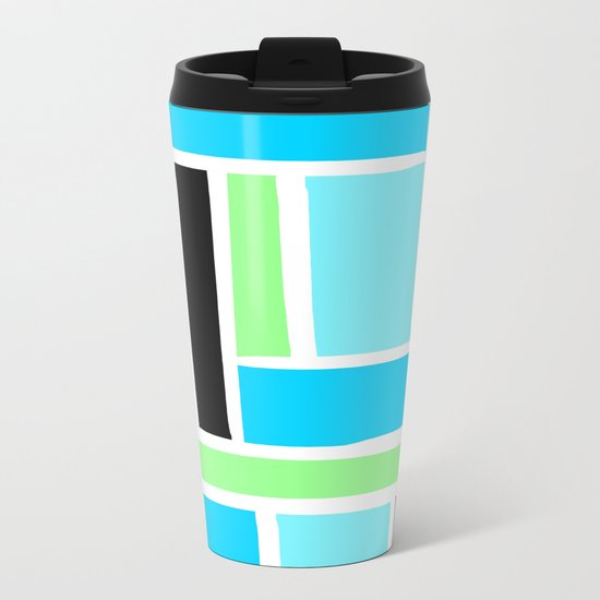 Monday Metal Travel Mug