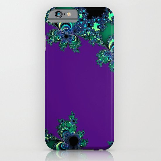 Asymmetrical Fractal 218 iPhone & iPod Case