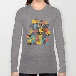 The bee. Long Sleeve T-shirt