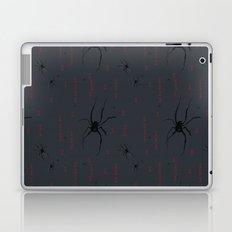 Black Widow Laptop & iPad Skin