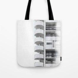 Plattenbau Tote Bag