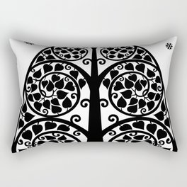 Bodhi Tree0507 Rectangular Pillow